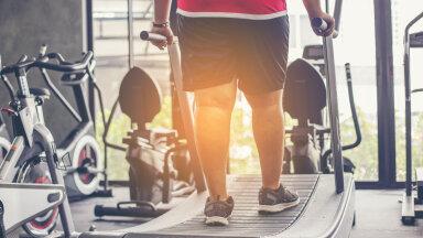 KUULA | Ülekaal teeb liigestele haiget ja liikuda ei julge. Kuidas nõiaringist pääseda?