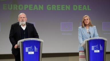 Komisjoni kliimaküsimuste asepresident Frans Timmermans ja energeetikavolinik Kadri Simson esitlesid eile Euroopa uut kliimalepet. Selge on, et komisjoni välja käidud plaani elluviimine ei saa olema kerge.