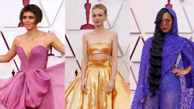 TOP 5 | Moetoimetaja Karolin Kuusiku tänavuse Oscari gala kõige lemmikumad kleidid