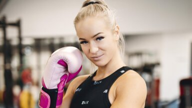VIDEO | Eestis tegutseb poksiklubi, kus käivad trennis ainult naised: hoogne trenn voolib tõhusalt keha
