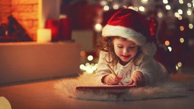 Какие новогодние пожелания у детей: забавная подборка писем из музея Санта Клауса