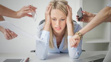 Tunned suurt stressi? Need märgid kinnitavad, et sa oled hoopis täiesti läbipõlenud