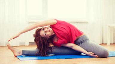 Venitused muudavad lihased voolujooneliseks ja figuuri sihvakamaks.