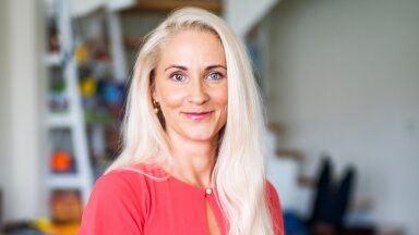 Psühhoterapeut ja personalijuht Katrin Ahlberg