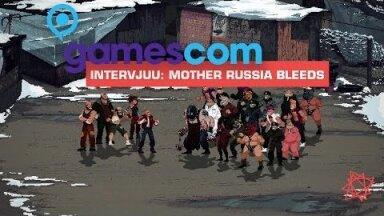 VIDEO: Intervjuu Mother Russia Bleeds mängutegijatega