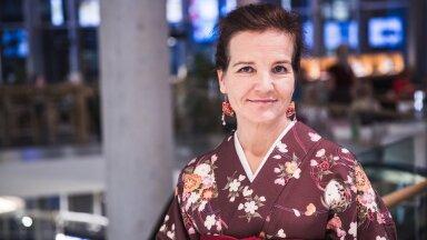 Merike Villard kimonos
