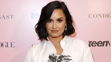 Muusik Demi Lovato ränk pihtimus: olin 15aastane, kui mind vägistati