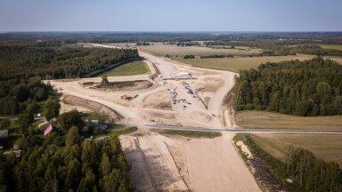 Eesti taristuehituse liit: tee-ehituse lubadused ja tegelik eelarve ei lähe kokku   Jõhvi-Toila maantee plaanitakse ehitada neljarealiseks