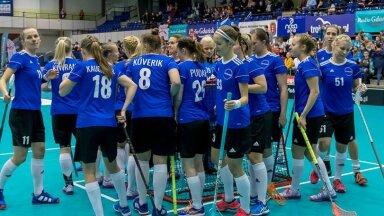 Eesti saalihokinaiskond pääses MM-finaalturniirile