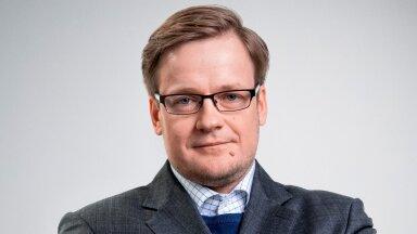 Eesti Ekspressi peatoimetaja Erik Moora.