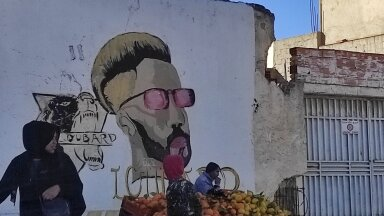 Turismilinnas Sousse'is käib vähe külalisi.