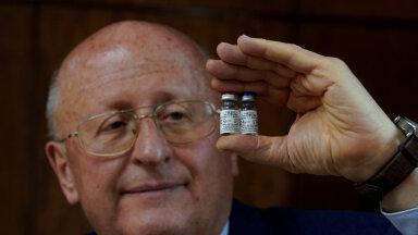 """Производитель """"Спутника V"""": есть надежда, что вакцина будет действовать пожизненно"""