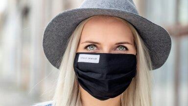 Foto: Anu Hammer | Mask: Lilli Jahilo | Kaelakee: Tanel Veenre