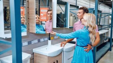 Vannitoa remont – mida teha ise, mida osta sisse?