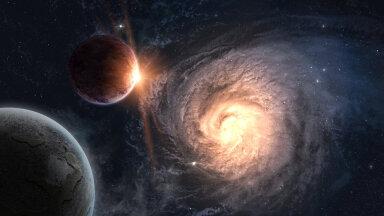 Proxima Centauril sähvatas ennenägematult võimas loide