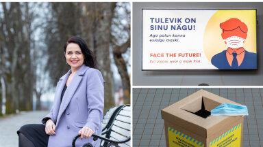 PÄEVA TEEMA | Kultuuriminister Anneli Ott: ma ei poolda maskikandmise nõuet kõikidele