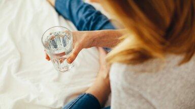 Kui su keha juures esinevad järgnevad märgid, on aeg juua ära vähemalt üks klaas vett