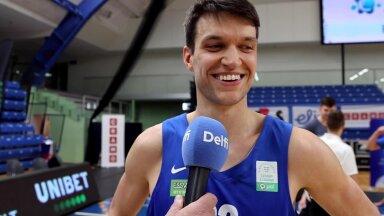 DELFI VIDEO | Martin Dorbek: järgmine mäng algab nullist, siin ei saa lõdvalt võtta