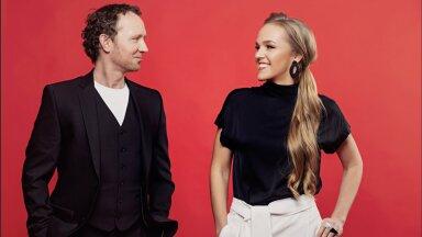 Showcase-programmis esinevad Kadri Voorand in duo with Mihkel Mälgand