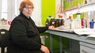 Põlevkiviteadus on Hella Riisalu sõnul väga praktilise väärtusega ning uus põlvkond teadlasi on Eestis teatepulka üle võtmas.