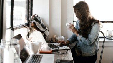 Как экологично вернуться в работу после отпуска?