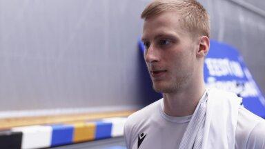 Eesti võrkpallikoondises säraval Albert Hurdal on plaan paigas: esmalt diplom kätte ja siis välismaale
