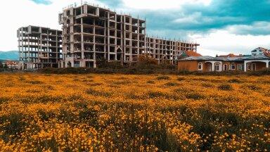 Viiruspuhangu põhjustatud kriis räsib ka arhitektuurisektorit
