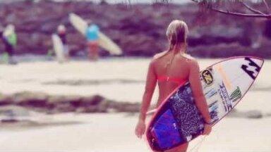 Девушка дня. Холли-Дейз Коффи — австралийская звезда серфинга