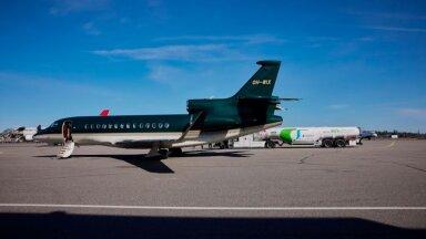 В воздушном пространстве Эстонии будут проходить необычные чартерные рейсы