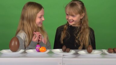 VIDEO | Milline on kõige ägedam üllatusmuna, mille üle iga mudilane munapühadel rõõmustab ja milline valmistab täieliku pettumuse?