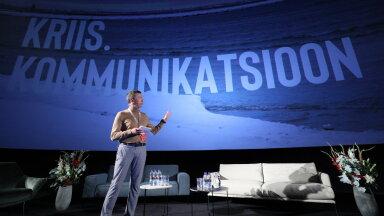 Valitsussuhete ja PR agentuuri META partner Andreas Kaju esinemas EPLi Koroonakonverentsil.