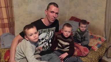 """""""Kodutunne"""" aitab muuta kolme poja ja nende isa kodu elamiskõlblikumaks"""
