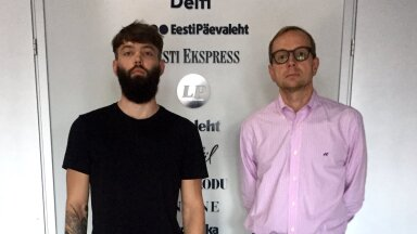 Taavet Kase ja Mihkel Mardna