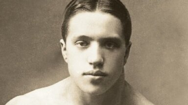 Alfred Neuland, Eesti esimene olümpiavõitja.