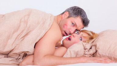 Eestlannad pihitoolis   Naised avaldavad kõige haledamad olukorrad, kus mees neile teise naisega lustides vahele jäi