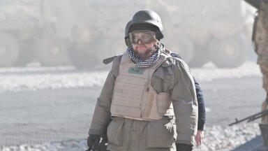 Harri Tiido 2011. aastal Afganistanis
