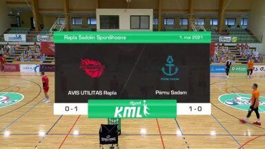 TÄISPIKKUSES | Korvpall: Avis Utilitas Rapla - Pärnu Sadam