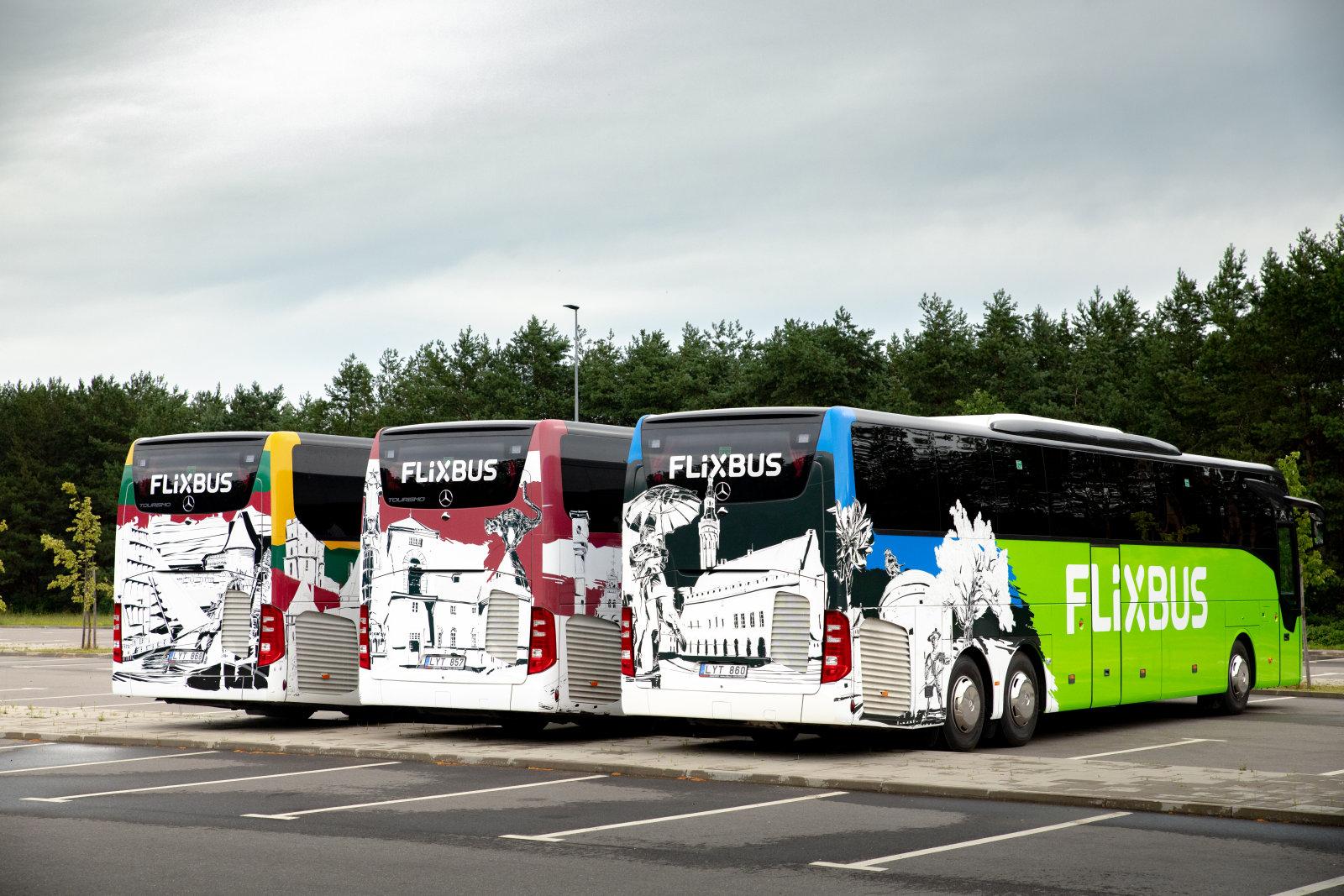 Euroopa suurima bussifirma laienemine Baltikumi toob Eestisse vaid ühe liini