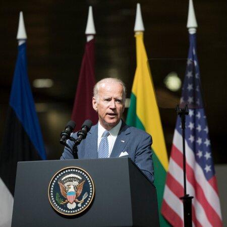 Demokraatide kandidaat Joe Biden