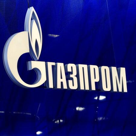 Gazpromi logo