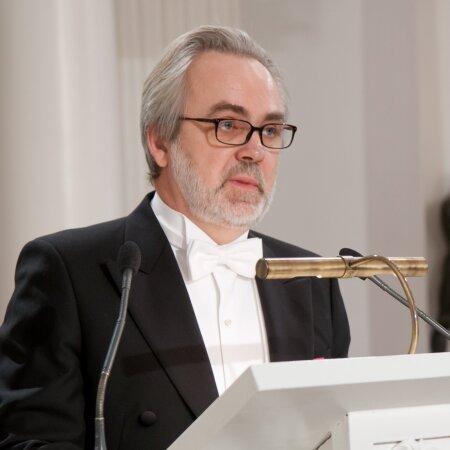 Tartu Ülikooli arheoloogia professor Valter Lang.