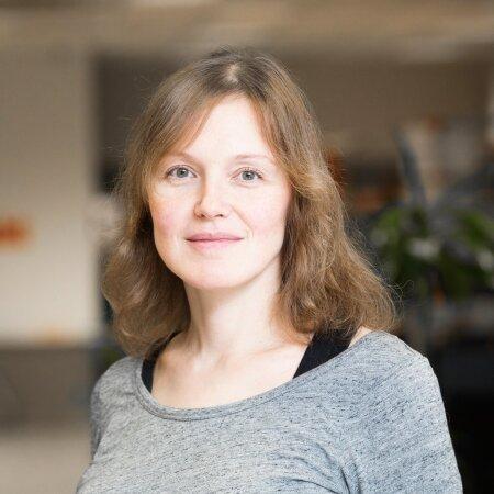 Eesti Ekspressi ajakirjanik Külli-Riin Tigasson.