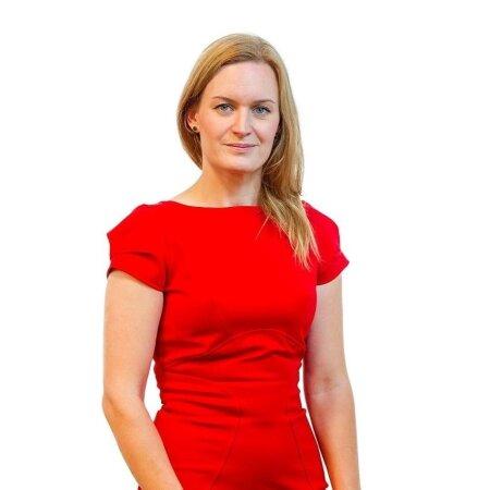 Ajakirja Magnaat projektijuht Marta Tuul.