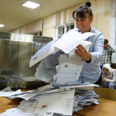 Riigiduuma valimistel läks käiku kõik: nii vahetult enne valimisi pensionäridele ja jõuametnikele raha jagamine kui ka vanad head karussellid, kus üks valija hääletab mitu korda järjest.