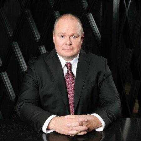 Vandeadvokaat Robert Sprengk