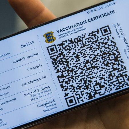 Digitaalne vaktsineerimispass