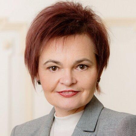 Roche Eesti tegevjuht Kadri Mägi-Lehtsi.