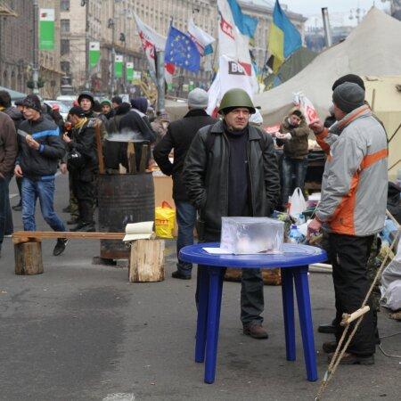 Ühed sümpaatseimad on eestlastele ukrainlased