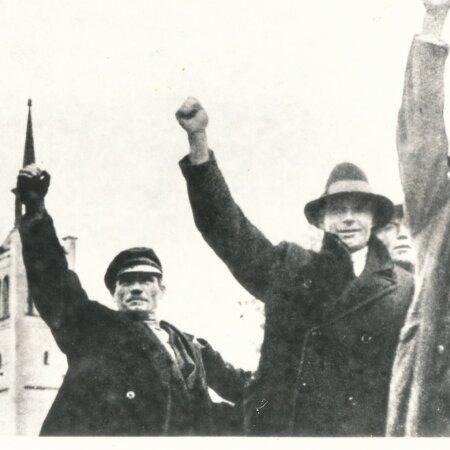 Petseri venelased Tallinnas 21.06.1940