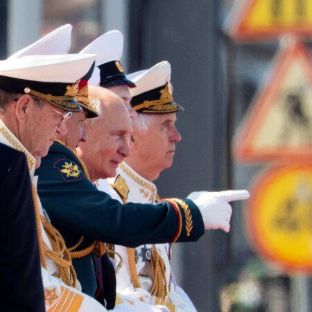 Putin loodab endiselt kogu maailmale suunda näidata